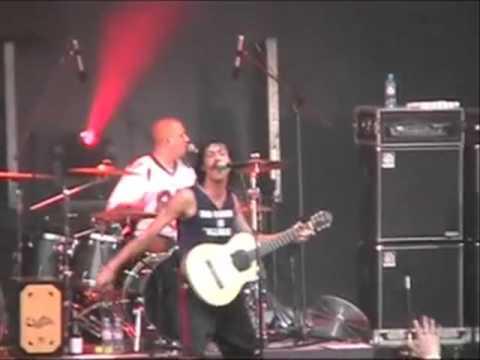 Gogol Bordello - Immigrant Punk - Live in Moscow - June 29, 2011