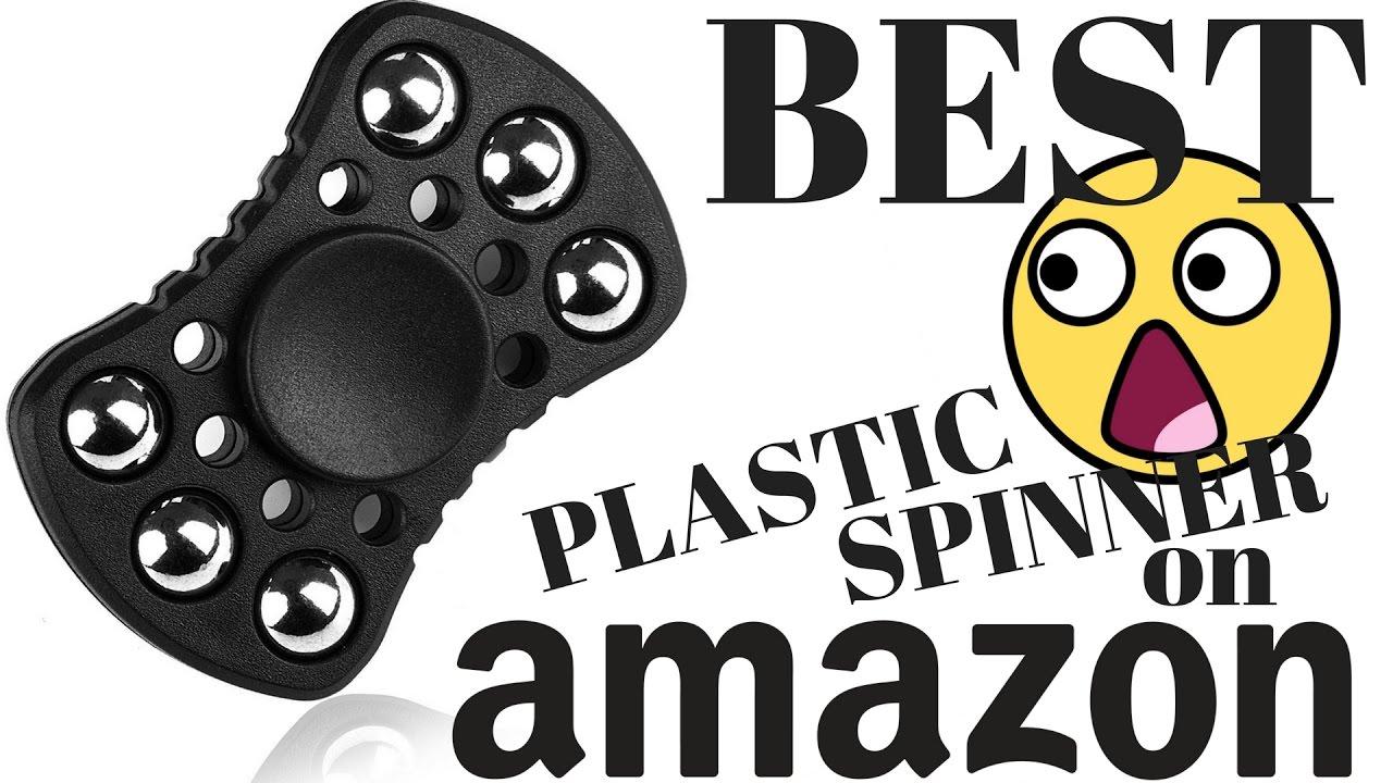 Best Amazon Plastic Fidget Spinner Jarumax BIGBALLER