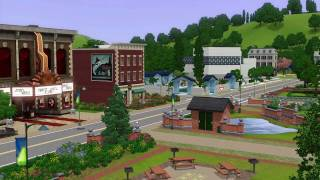 The Sims 3 - Master Suite Stuff Customise Trailer