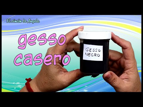 Receta de GESSO