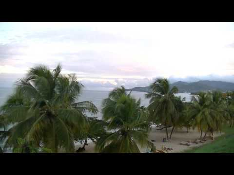Grenadian by Rex Resorts, St. George's, Grenada , time-lapse, sunrise