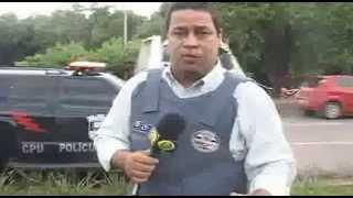 COMANDO 190 REPORTAGEM DE CLAUDIO ROCHA