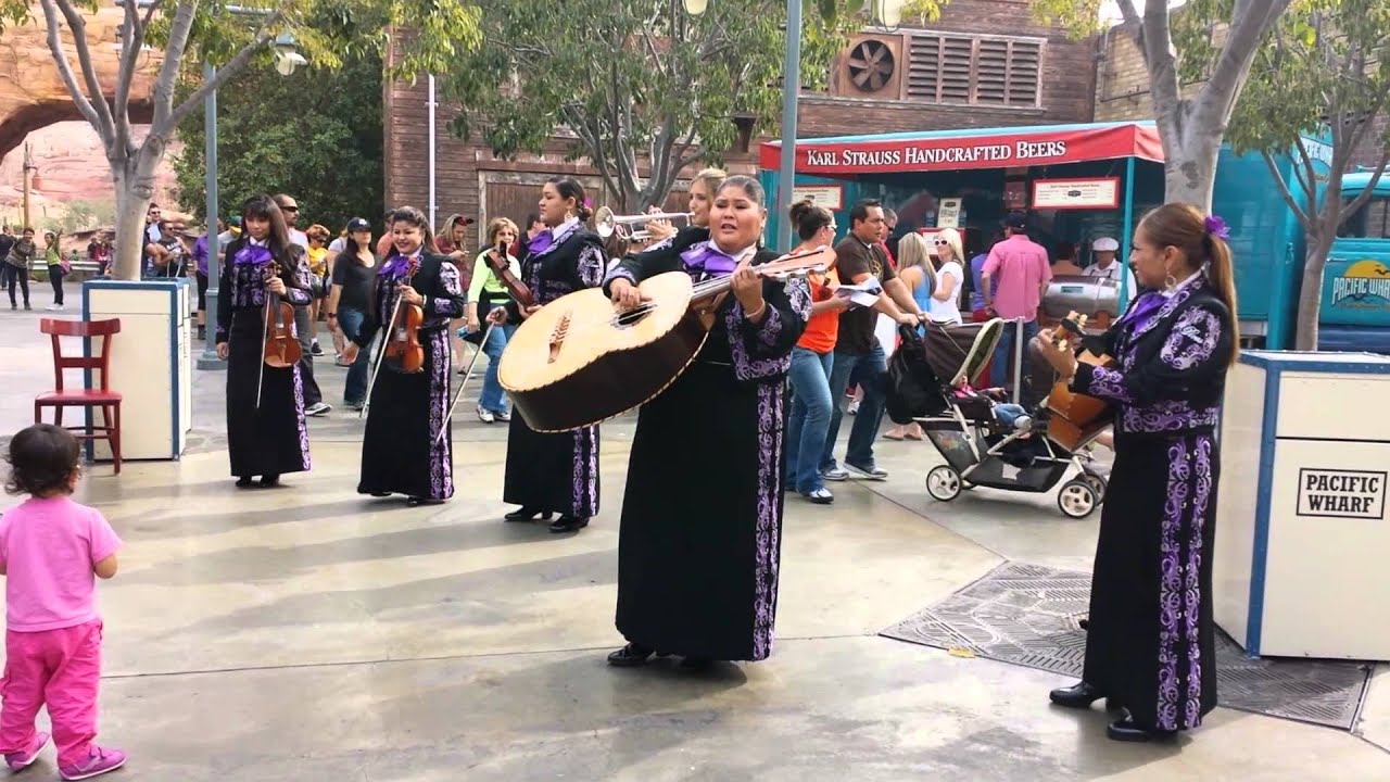 Image result for mariachi divas disneyland