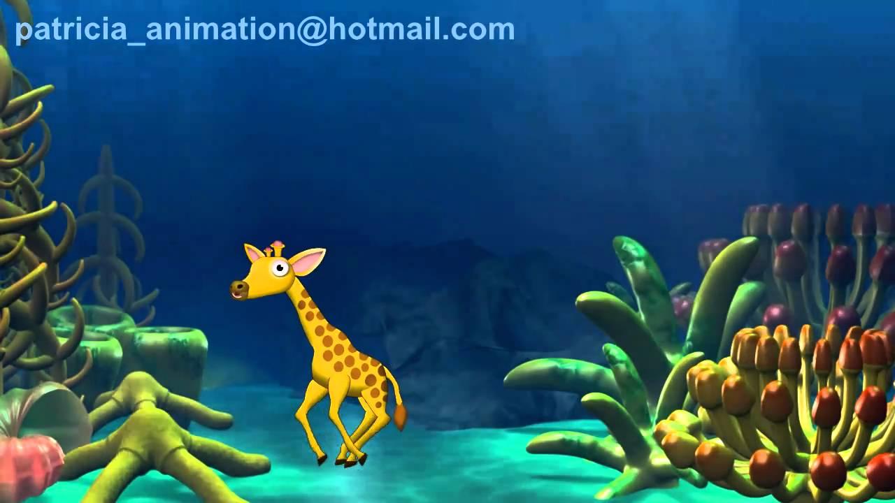 underwater cartoon wallpaper - photo #45
