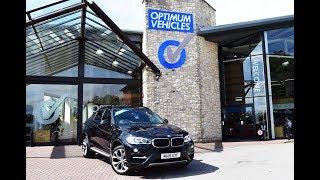 BMW X6 3.0 30d SE Auto xDrive - Optimum Vehicles Ltd