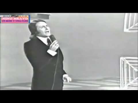 Nino Bravo - Un beso y una flor - 1972'