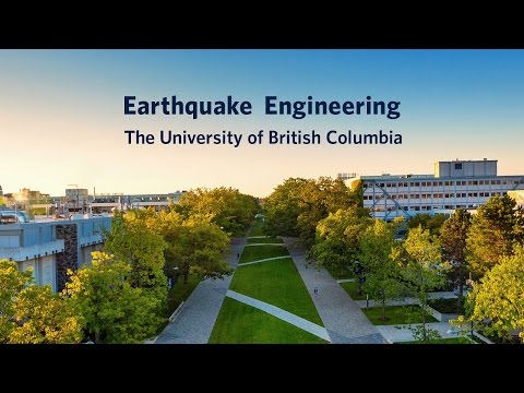Earthquake Engineering UBC