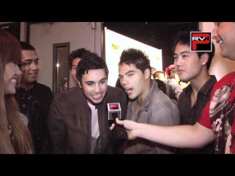 YTF Global Crew interview at Victor King EP Release Party