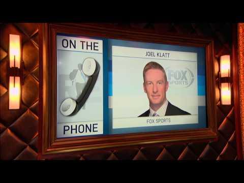 FOX Sports College Football Analyst Joel Klatt on One Loss Team in The NCAA Playoffs - 10/21/16