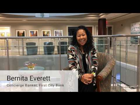 Meet Bernita, Concierge Banker at First City Bank of Florida