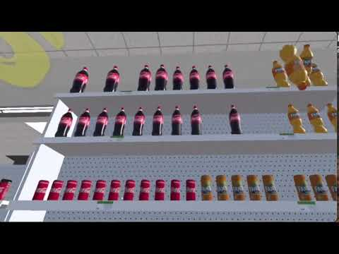 Coca Cola VR Ürün Yakalama