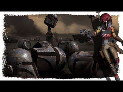 Star Wars Rebels : Mandalorian Civil War and what was missed