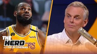 Lakers' Championship path couldn't be any tougher, Zion's rookie year a success? - Colin | THE HERD