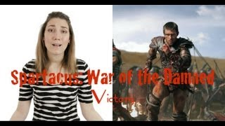 "Spartacus War Of The Damned Season 3 Episode 10 Review ""Victory"""
