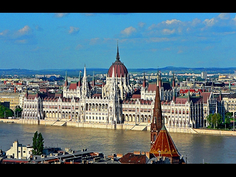 River Cruise - Amsterdam to Budapest HD