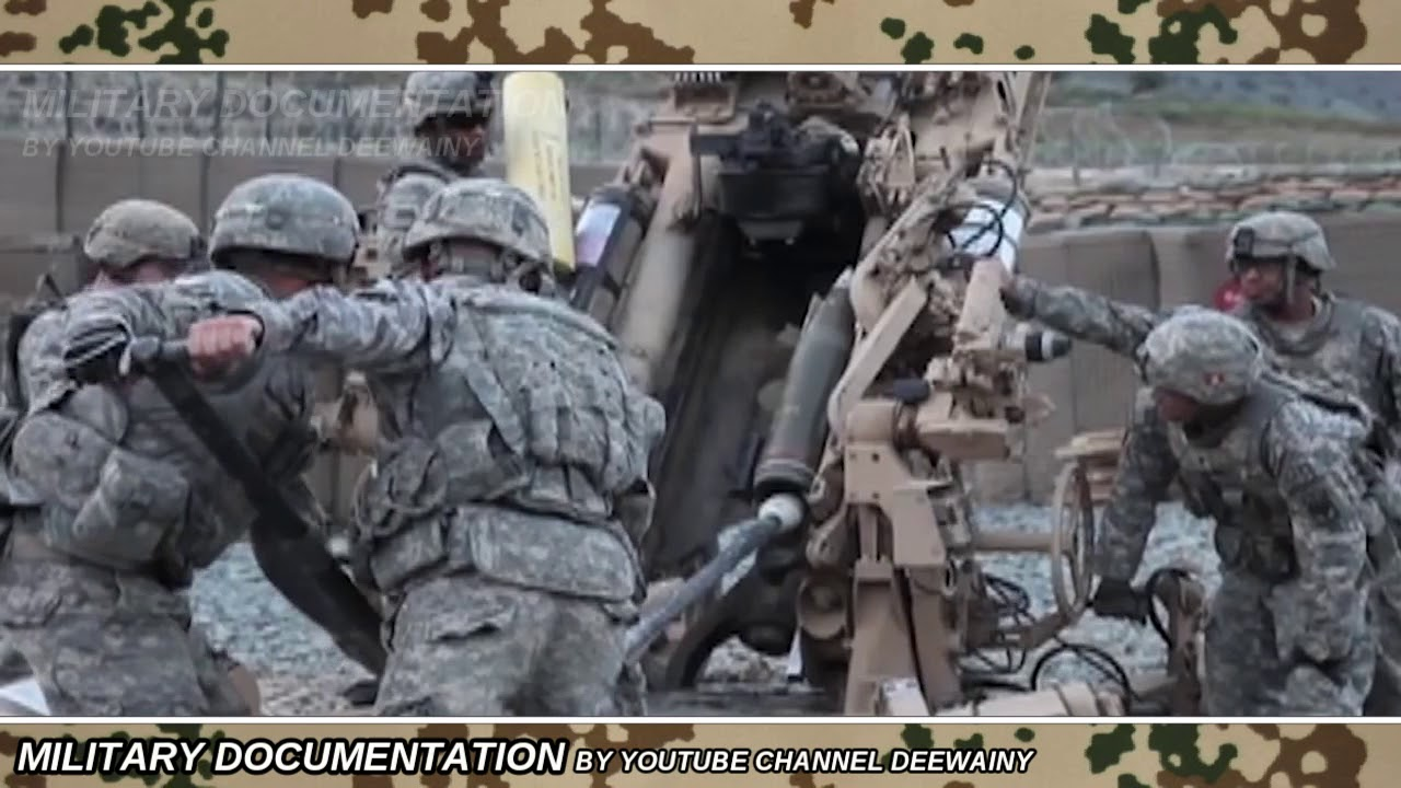 Us Soldiers In Afghanistan Rare Combat Footage Heavy