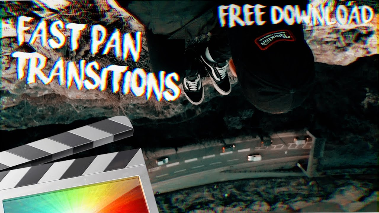 Free Fast Pan Transitions - Final Cut Pro X - Ryan Nangle