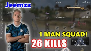 Фото Team Liquid Jeemzz - 26 KILLS - 1 MAN SQUAD! - Beryl M762 + M24 - PUBG
