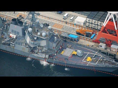 Ship collision kills US sailors, Navy investigates