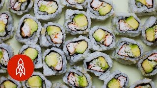 The California Roll Was Invented in Canada thumbnail