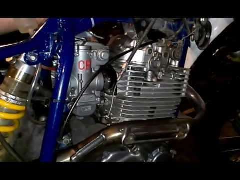 Project Foo Fighter 2007 Yamaha Xt225 Build 52079 besides 381130658512 furthermore 400749013475 together with Orlando Bloom Deus Yamaha Sr500 Street in addition Dr650 Wiring Diagram. on yamaha xt600 carb