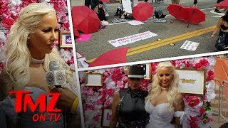 Amber Rose's Slutwalk 2018 Was Just As Magical As You'd Imagine | TMZ TV