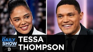 "Tessa Thompson - ""Men in Black: International"" and Going Beyond Archetypes 