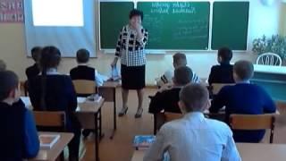 урок русского языка Шойкина Б М 6 класс