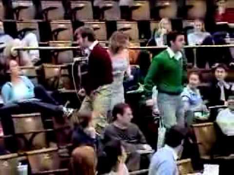 Prangstgrup - Reach! A Lecture Musical Prank!!