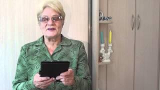 Надія Красоткіна - Випускникам від першого вчителя