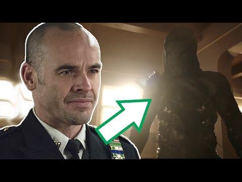 Prometheus is Quentin Lance? - Arrow Season 5