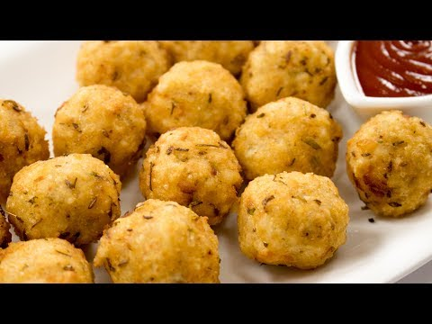 Poha Pakoda Recipe | Quick & Easy Evening Veg Snacks Indian Recipes | Snacks With Poha