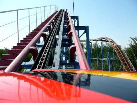 Beijing Amusement Park - Roller Coaster Onride  - Coasterfriends