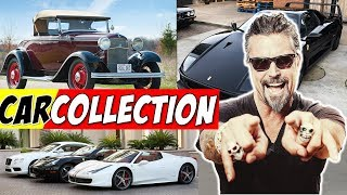 Richard Rawlings Huge Car Collection - From Richard Rawlings Garage