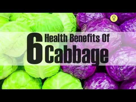 Top HEALTH BENEFITS OF CABBAGE – Weight Loss, Gastritis