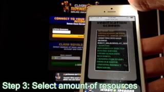 Clash Royale Gem Hack - Clash Royale Hack 2017 (Android & IOS) Gems Free