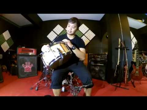 Tips Bermain Drum Ala Seno