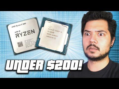 """SWEET SPOT"" CPU BATTLE!! Ryzen 3600 Vs. I5-10400"