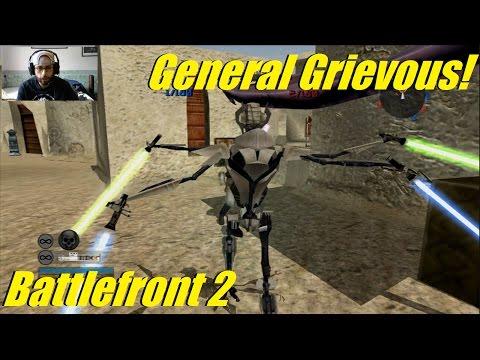 General Grievous is a MONSTER! | Hero Assault on Tatooine! - Star Wars Battlefront 2