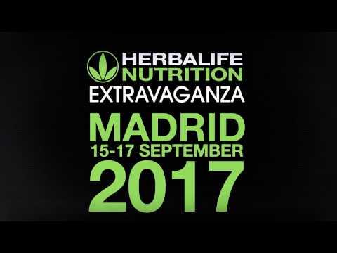 Herbalife Extravaganza Madrid 2017