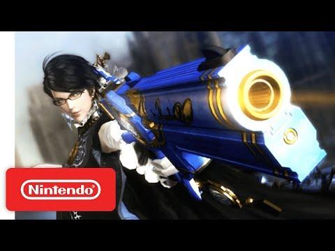 Bayonetta 2 for Nintendo Switch Trailer - The Game Awards 2017