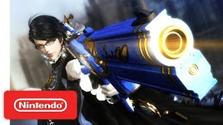 Bayonetta 2 for Nintendo Switch Trailer - The Game Awards 2017