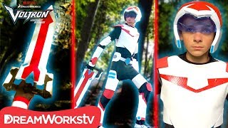 DIY Paladin Costume | DREAMWORKS VOLTRON LEGENDARY DEFENDER