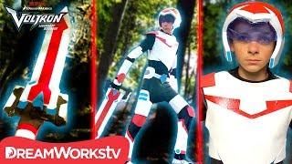 DIY Paladin Costume | DREAMWORKS VOLTRON LEGENDARY DEFENDER