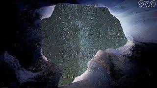 [グレートネイチャー] 見上げれば天の川!アルプス氷河の洞窟ムーランに潜ってみた | スイス | NHK