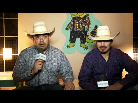 Intocable en Pachanga Fest 2013 - Entrevista - Interview