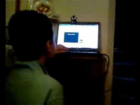 Alex & Gez On Laptop At Jessie's Sleepover x