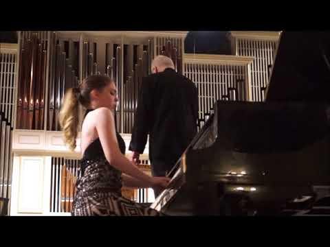 Козлова Калерия Первый концерт П.И.Чайковского