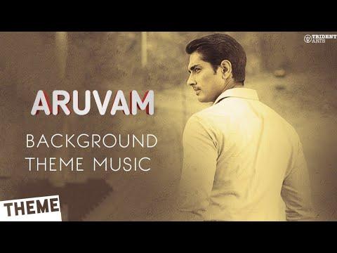 Aruvam  Bgm Ringtone  Background Theme Music  Siddharth