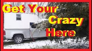 I Am Crazy RV Living Full Time / Van Life Nomad